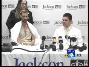 Former Boxer, Cuban Dissident Speaks From Jackson