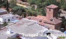 Terraos e Iglesia del Santo Custodio (Darríal) - Siglo XVI