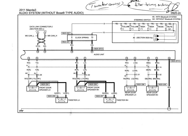 2005 Mazda 6 Vehicle Wiring Harness Diagram Wiring Diagram Key Tags A Key Tags A Bowlingronta It