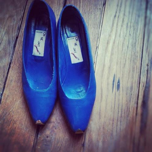 New shoes by la casa a pois