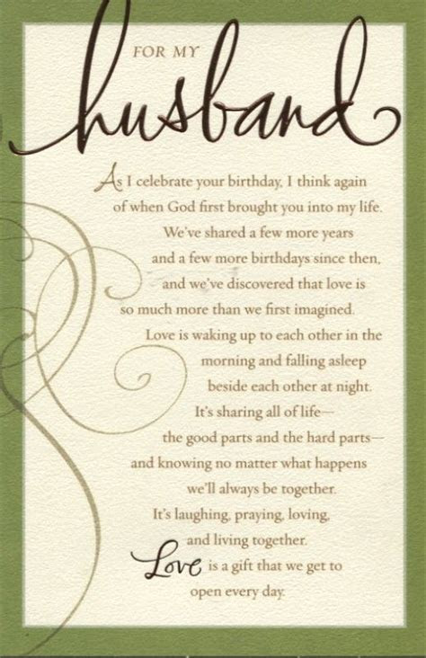printable christian birthday cards for husband   For My
