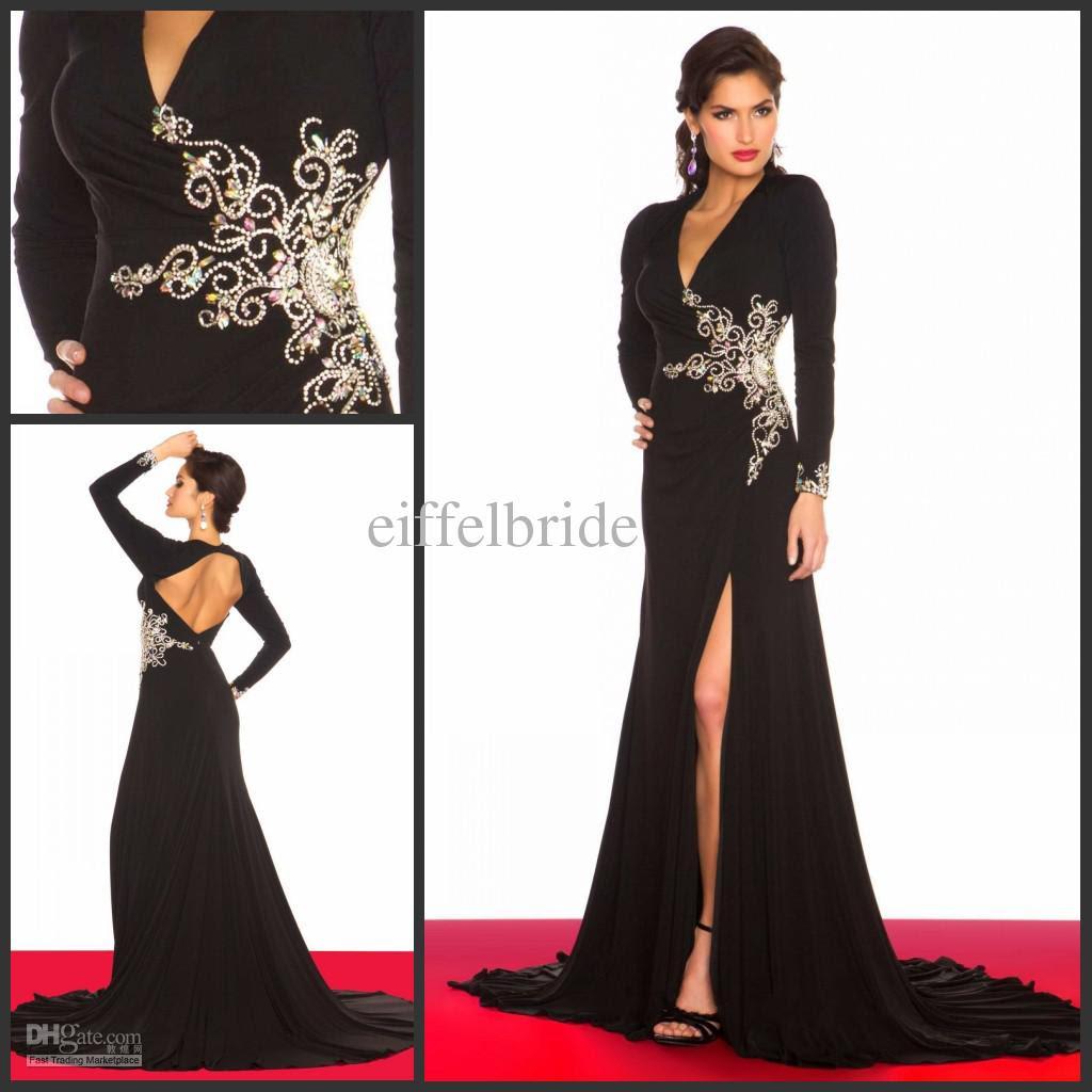 Evening dress fashion 2014