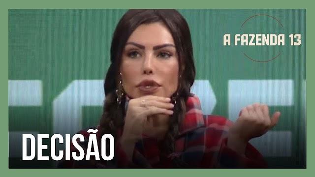 Liziane Gutierrez puxa Solange Gomes para a Roça | A Fazenda 13