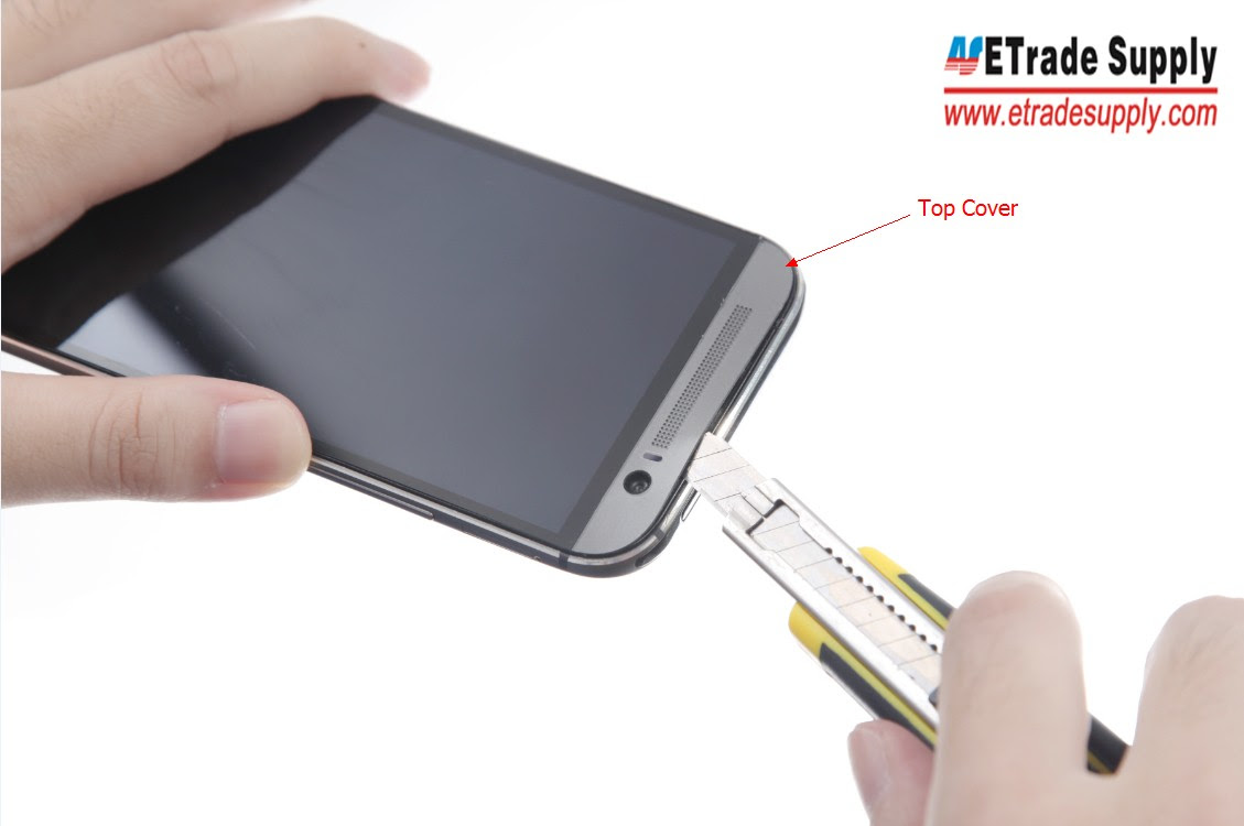 HTC One M8 Disassembly/Take Apart/Tear Down Tutorial - ETrade Supply