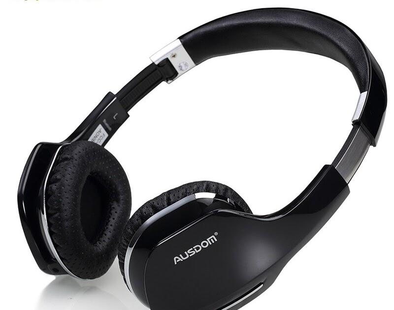 earphone review 2016 buy ausdom m07 foldable bluetooth headphone wireless st. Black Bedroom Furniture Sets. Home Design Ideas
