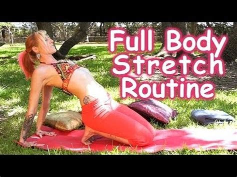 lois health  fitness blend saturdays stretch