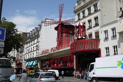Moulin rouge 紅磨坊