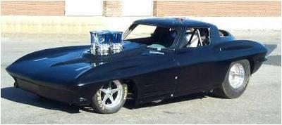 Bear Fiberglass '63 Corvette