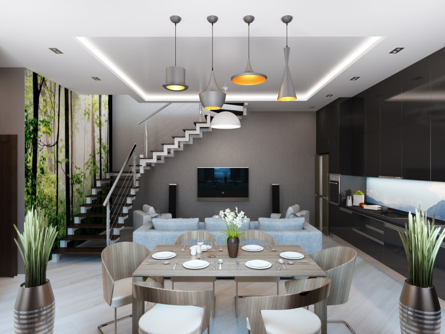 Interior Design Based On Budget: Two Designs for Two Budgets