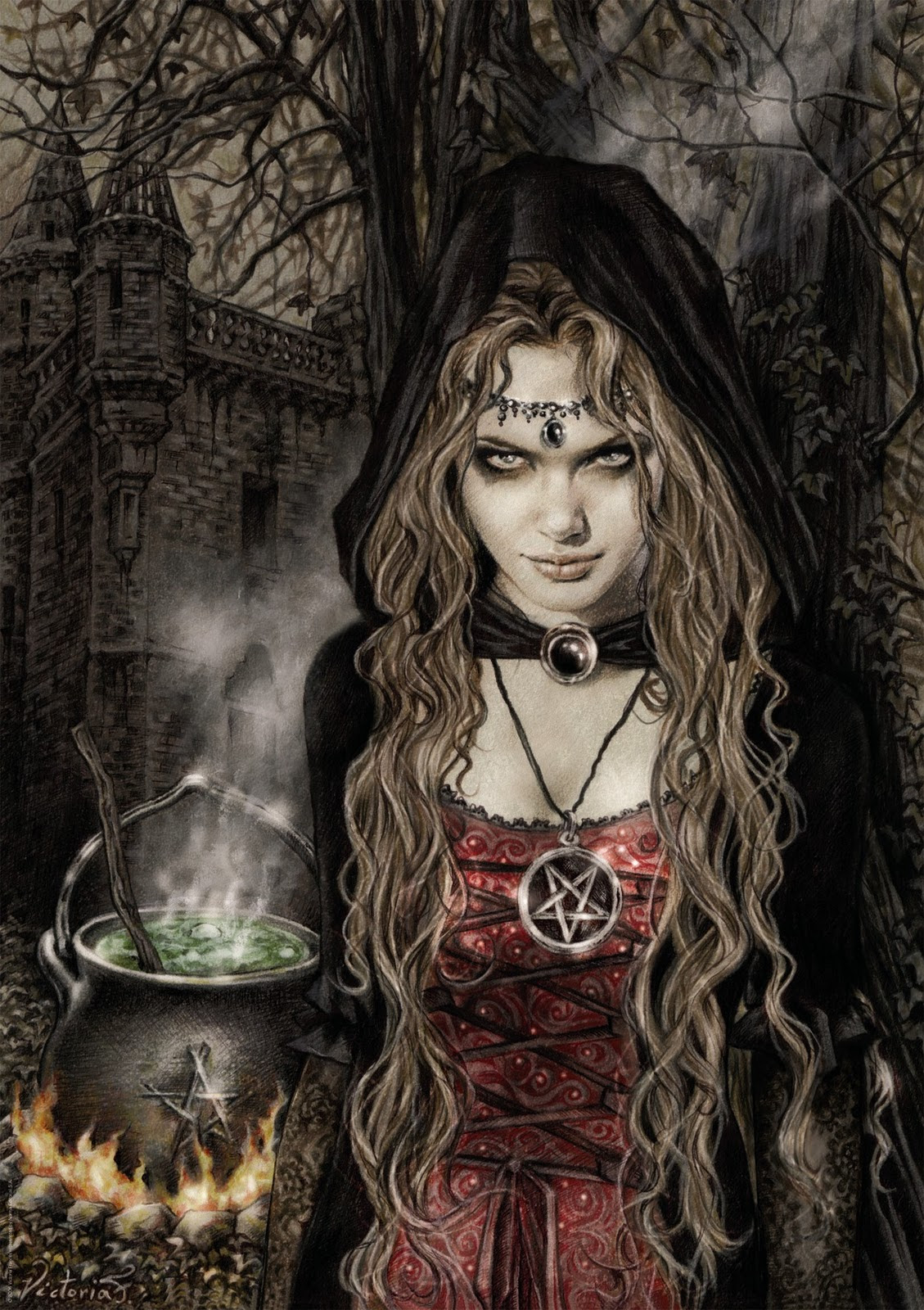 Penyihir dan ilmu sihir sudah ada di antara kita semenjak ribuan tahun Top 11 Tukang Sihir Wanita di Dunia