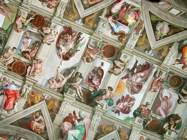 cistine chapel