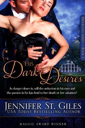 His Dark Desires (Trevelyan Series) by Jennifer St. Giles