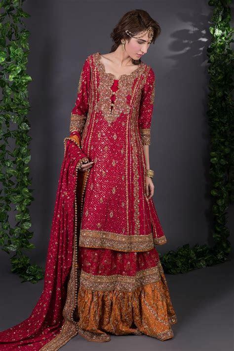 1000  ideas about Pakistani Bridal Dresses on Pinterest