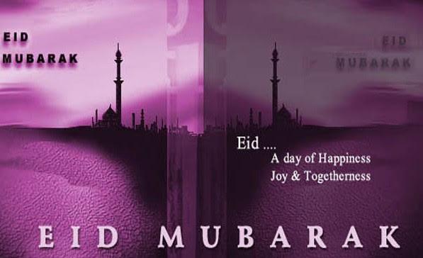 Eid Mubarak Eid Mubarak to Everyone!