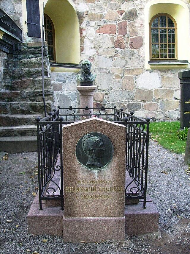 Solna, Hildegard Thorell.JPG