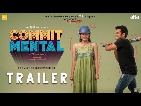 CommitMental Telugu Movie Trailer
