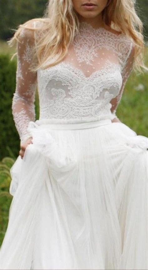 Wedding Dresses   Boho Wedding Dress   #2029254   Weddbook