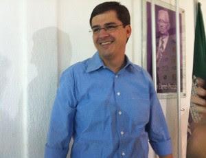Gustavo Mendes, superintendente de futebol do ABC (Foto: Tiago Menezes/GLOBOESPORTE.COM)