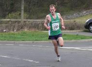 Gwyn Bellamy - Race Winner