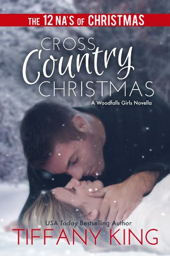 Cross Country Christmas: A Woodfalls Girls Novella by Tiffany King