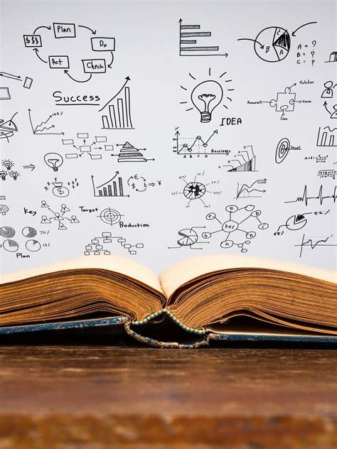 book school stats math wallpaper