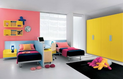 Modern Ideas Of Room Designs For Teenage Girls