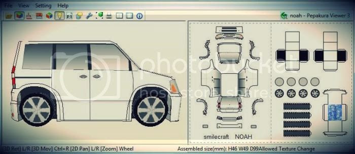 photo noah.car.papercraft.via.papermau.003_zps0mk3uwok.jpg