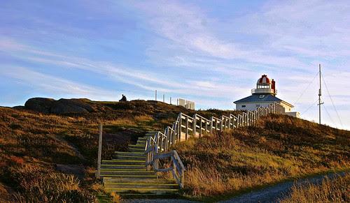 Signal hill, St. John´s, Canada