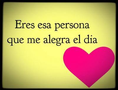 Frases De Amor Eres Esa Persona Imagenes Gratis