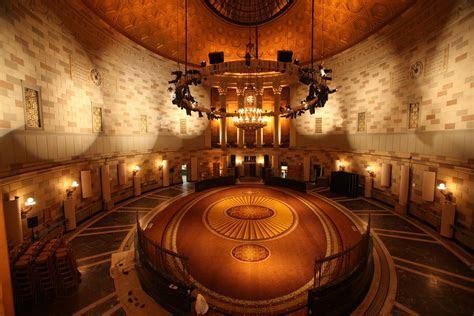 Gotham Hall   Acoustic Geometry