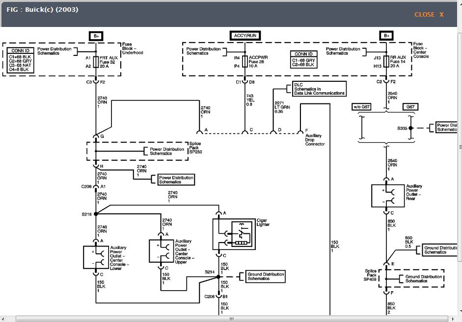 Wiring Diagram 2003 Buick Rendezvous Ford Wiring Harness System Ezgobattery Yenpancane Jeanjaures37 Fr