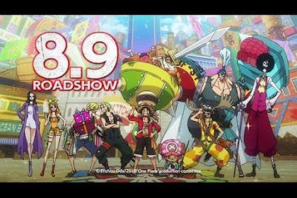 Cerita Trailer Movie One Piece Stampede Terbaru