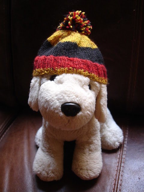 PD's Christmas hat! (1)
