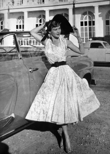 women's fashion  fashion of the 50s