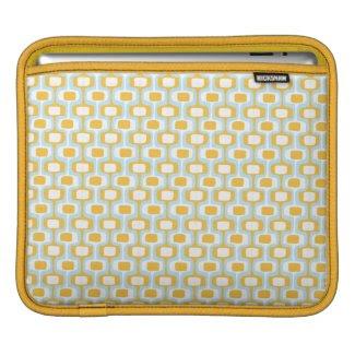 Funky Pattern iPad Sleeve