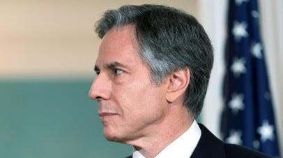 Блинкен заявил министру обороны Израиля о важности гумпомощи сектору Газа