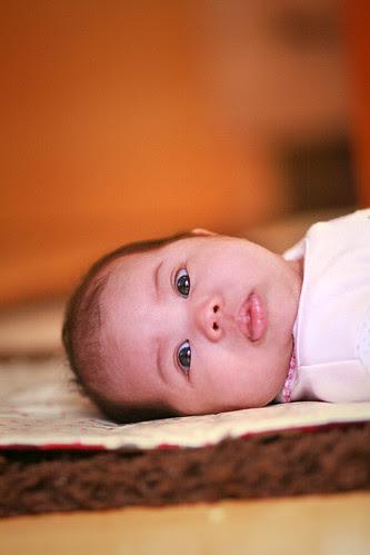 Mia Amani   My Little Princess   1 Month Old