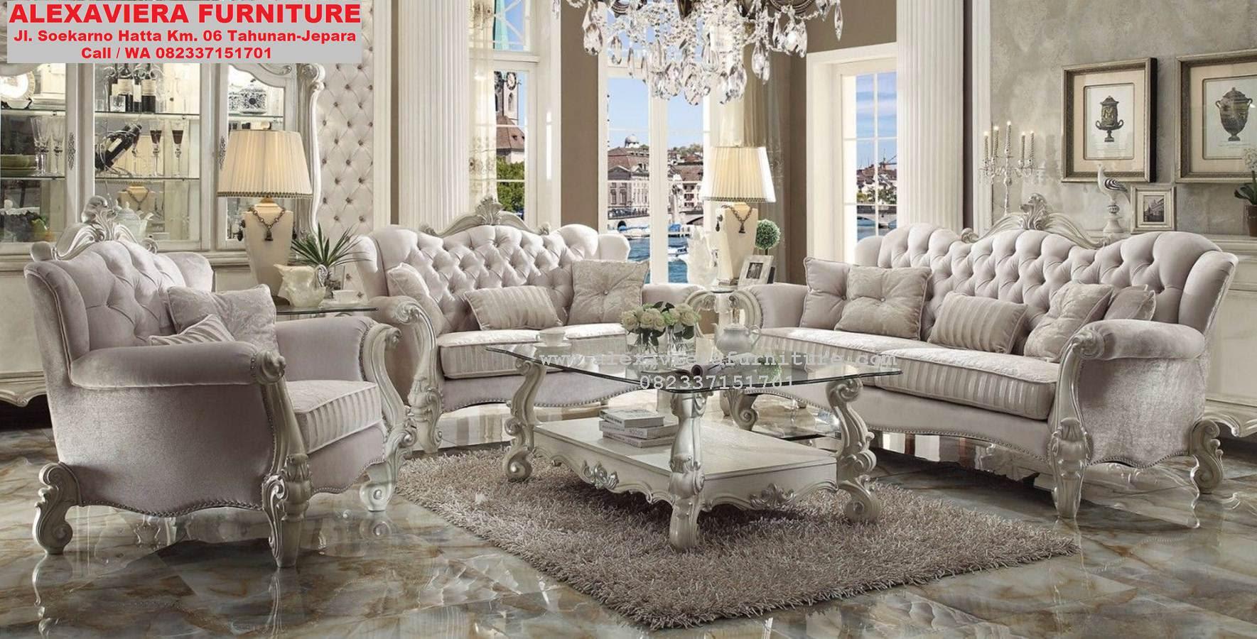 Sofa Ruang Keluarga Modern Terbaru 2017 KT 051 Sofa Murah Sofa