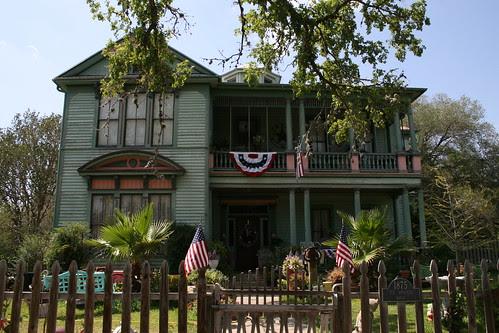 t.h. spooner house