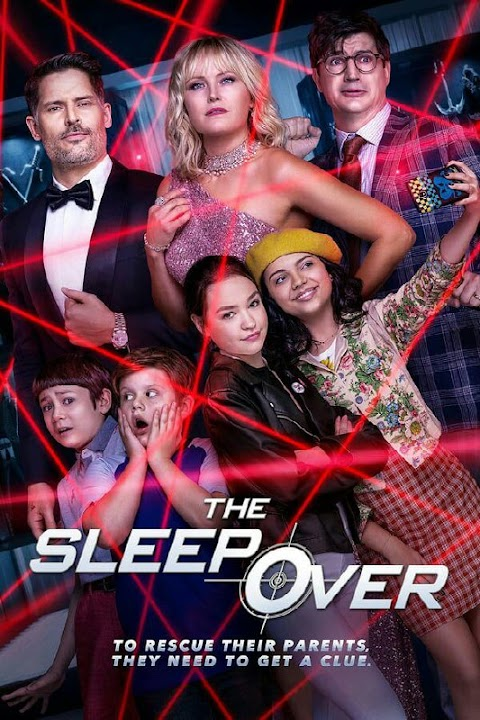 The Sleepover (2020) 480p 720p 1080p Web-DL Dual Audio (Hindi+English) | Netflix Film