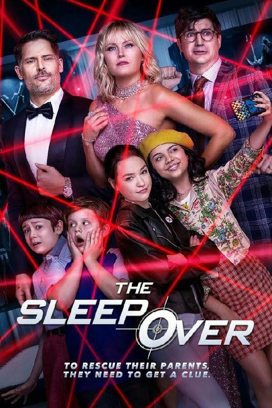 The Sleepover (2020) 480p 720p 1080p Web-DL Dual Audio (Hindi+English) | Netflix Film