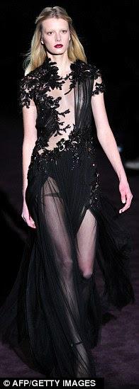 Semana de moda feminina em Milão