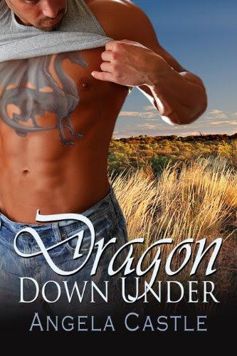 Dragon Down Under by Angela Castle
