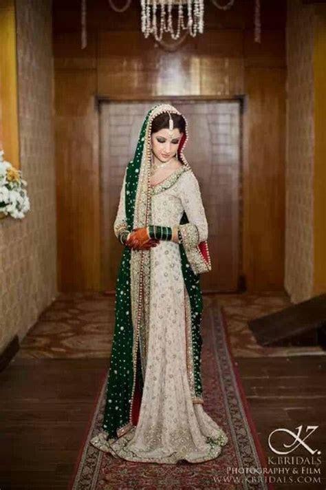 Latest Beautiful Walima Bridal Dresses Collection 2019 20