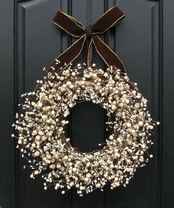 Winter wreath ideas