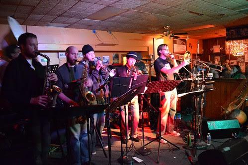 Revolution Brass Band (1/12/11)