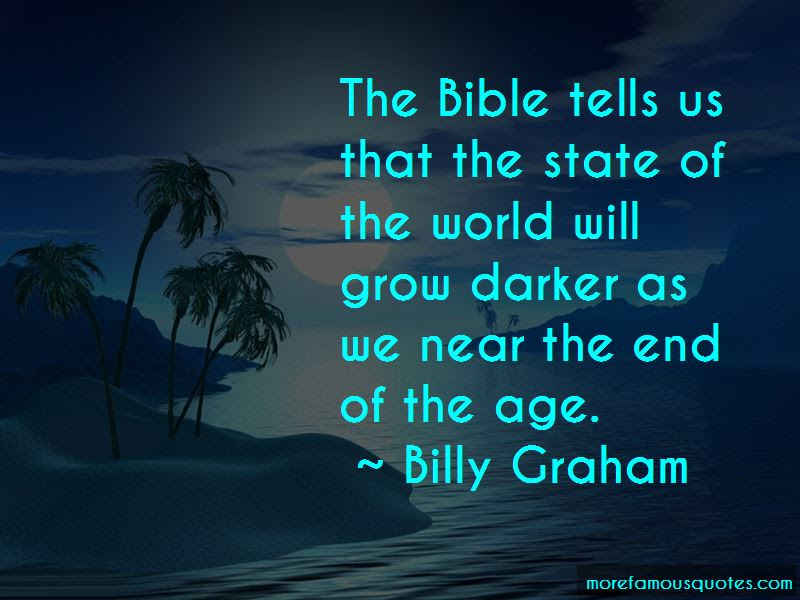 The End Is Near Bible Quotes Top 3 Quotes About The End Is Near