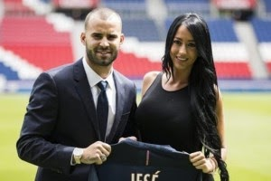 PSG's Jese Rodriguez In Sex Scandal, Faces Sack