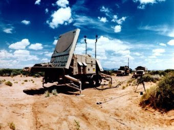 РЛС AN/MPQ-53. Фото с сайта deagel.com