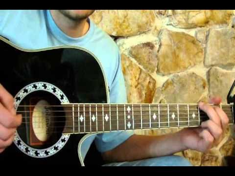 Real Country Guitar: How to Play Without You by Keith Urban
